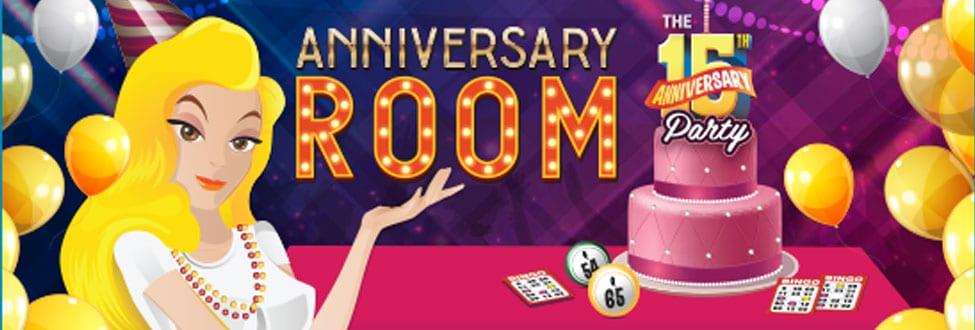 Celebrate 15 years of bingo with Bingo Billy!