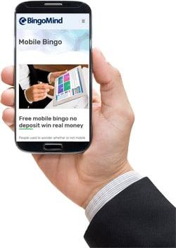 Play Bingo on Your Mobile