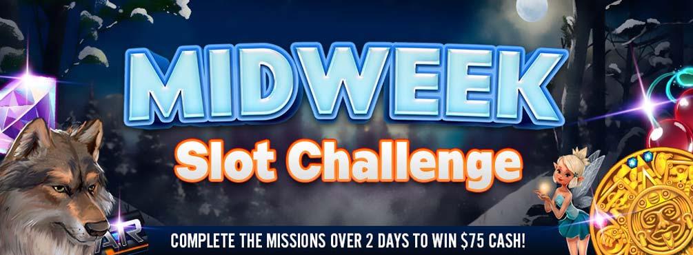 Can you handle Bingo Fest Midweek Slots Challenge?
