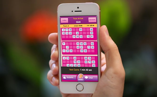 iPhone Bingo Sites